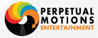 Perpetual Motions Entertainment's logo
